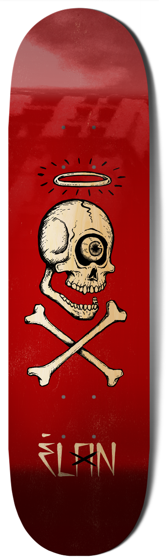 Élan, Skullclops - Russian Tattoo Series