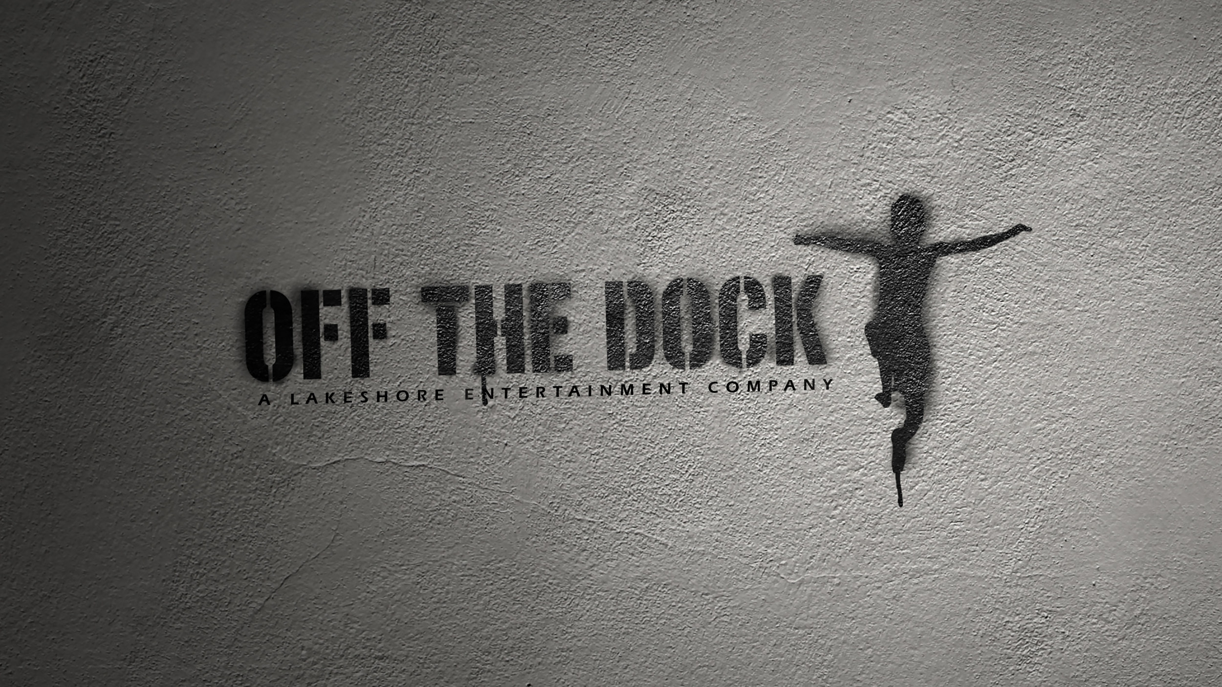 Final resolve of the Off The Dock motion Identity.