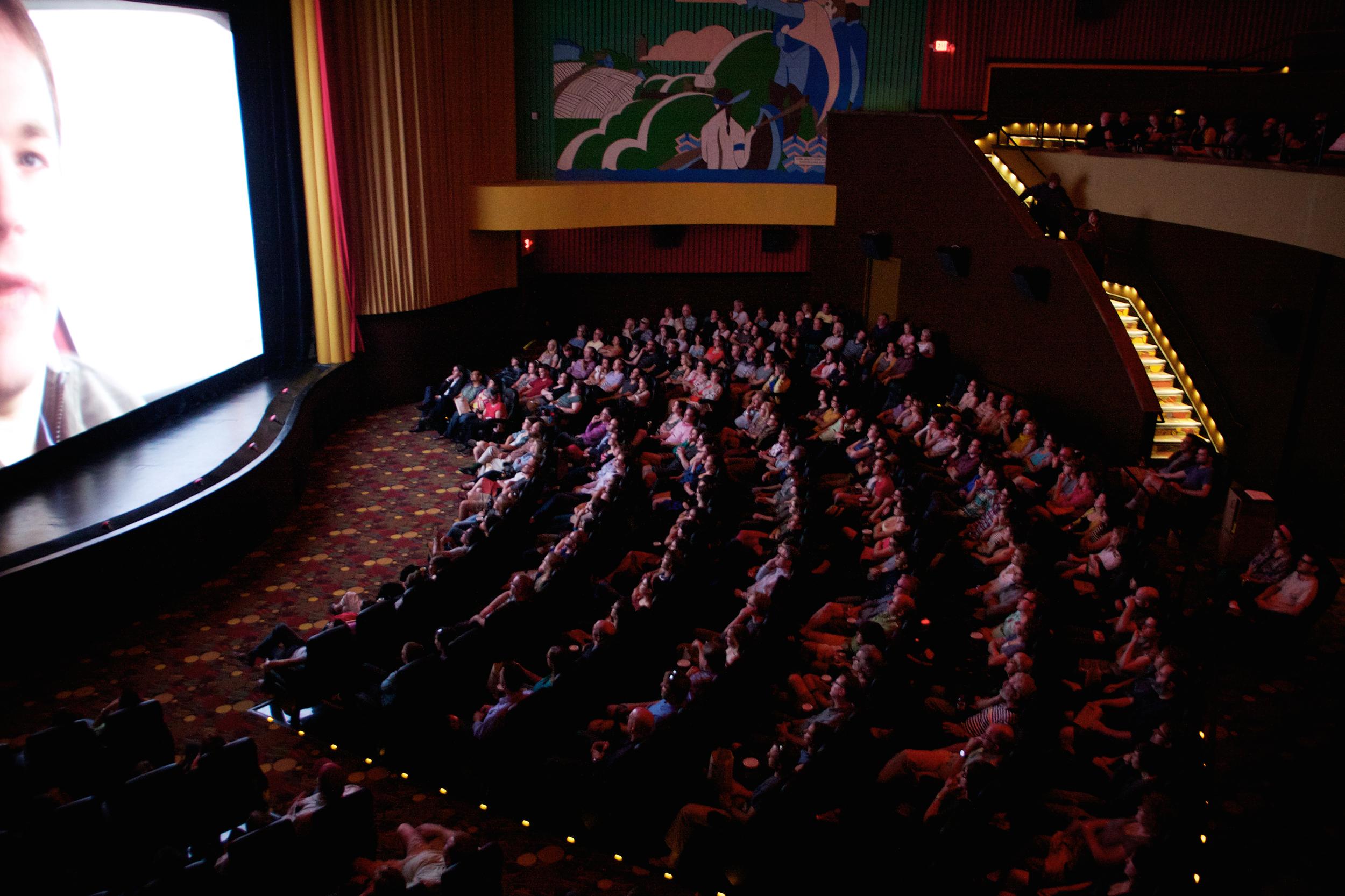 Minneapolis Audience
