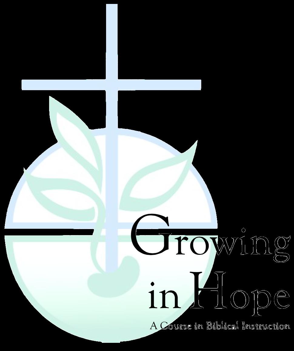 Growing in Hope