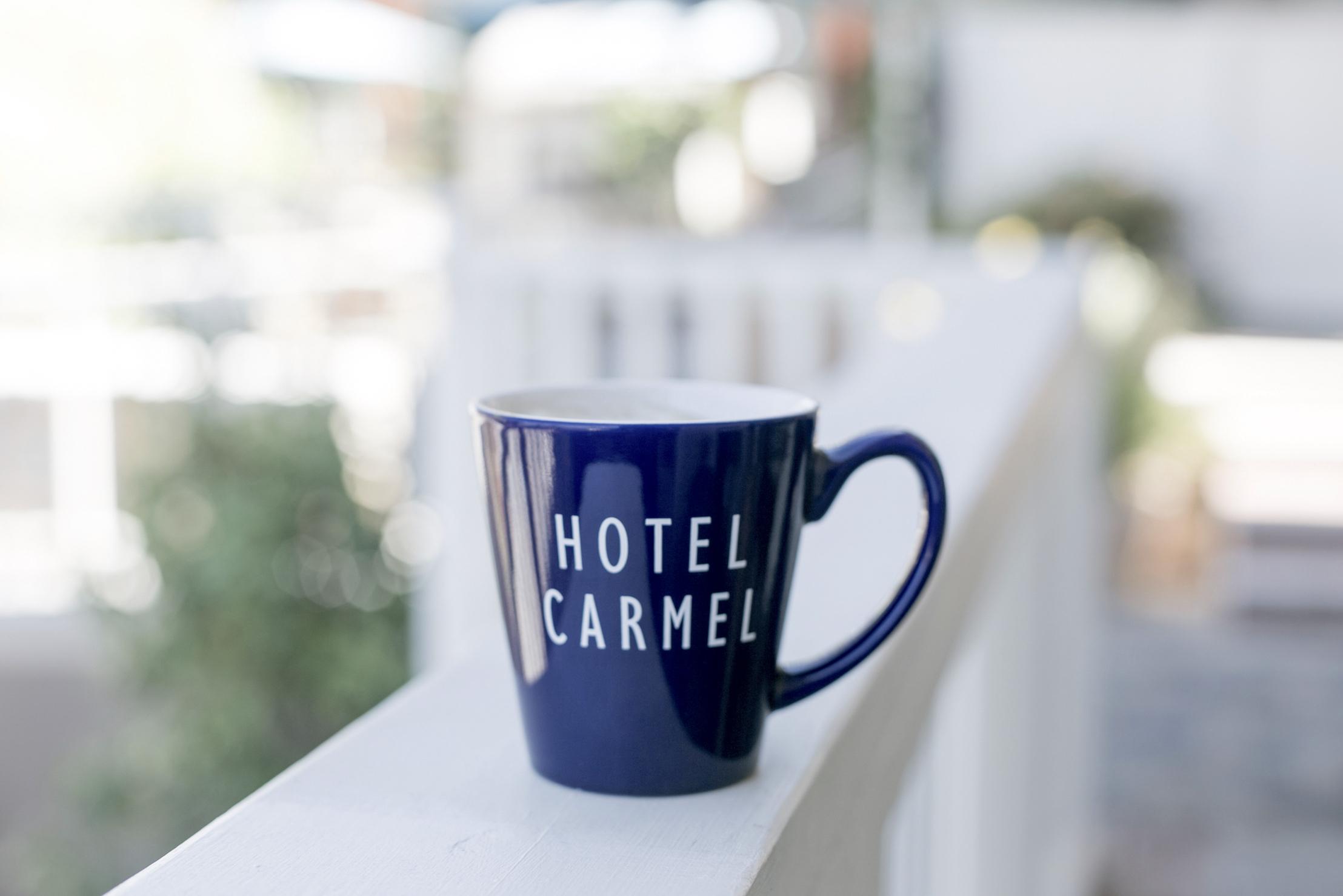 Hotel Carmel - INFLUENCER CONTENT