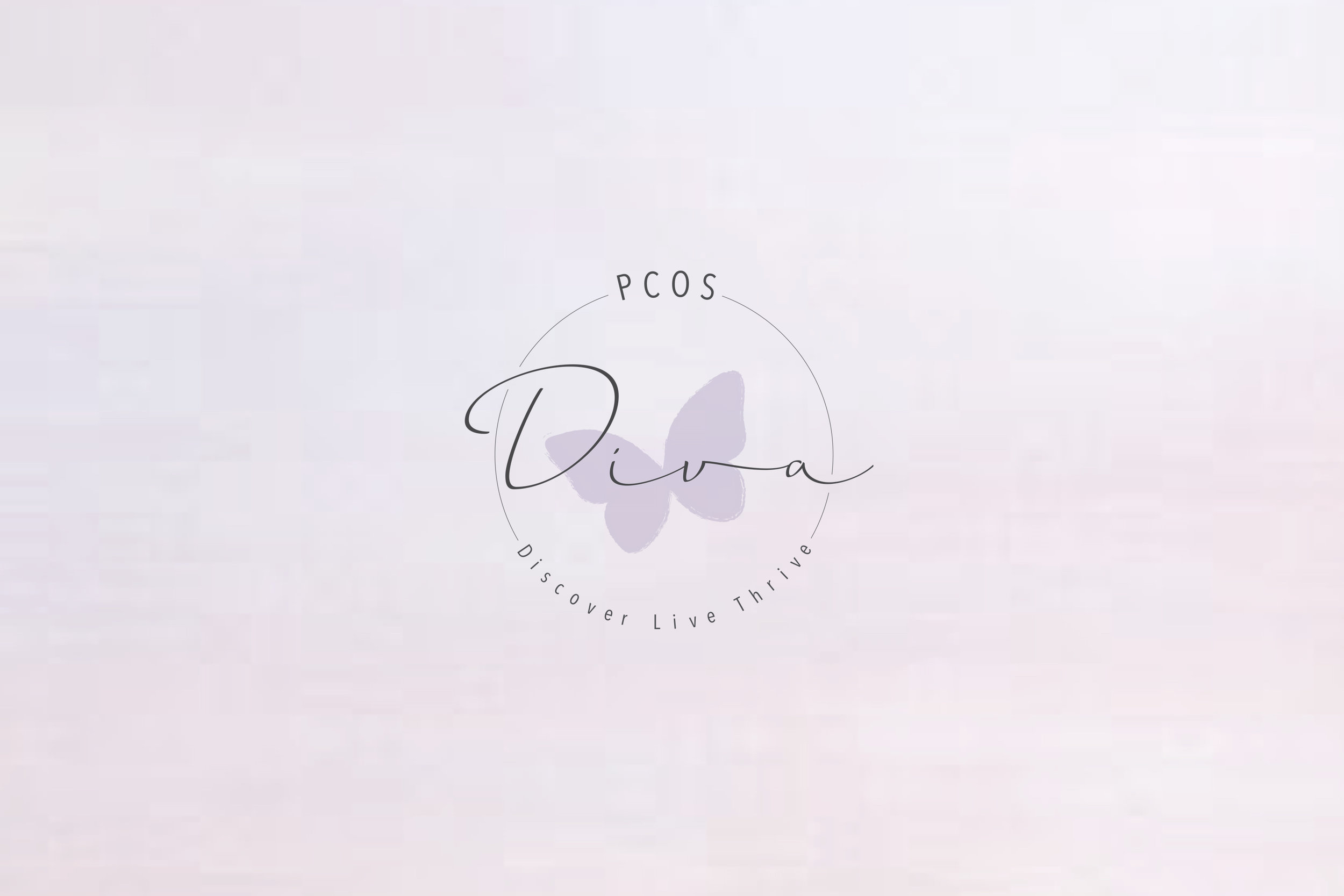 PCOS Diva - VISUAL BRANDING