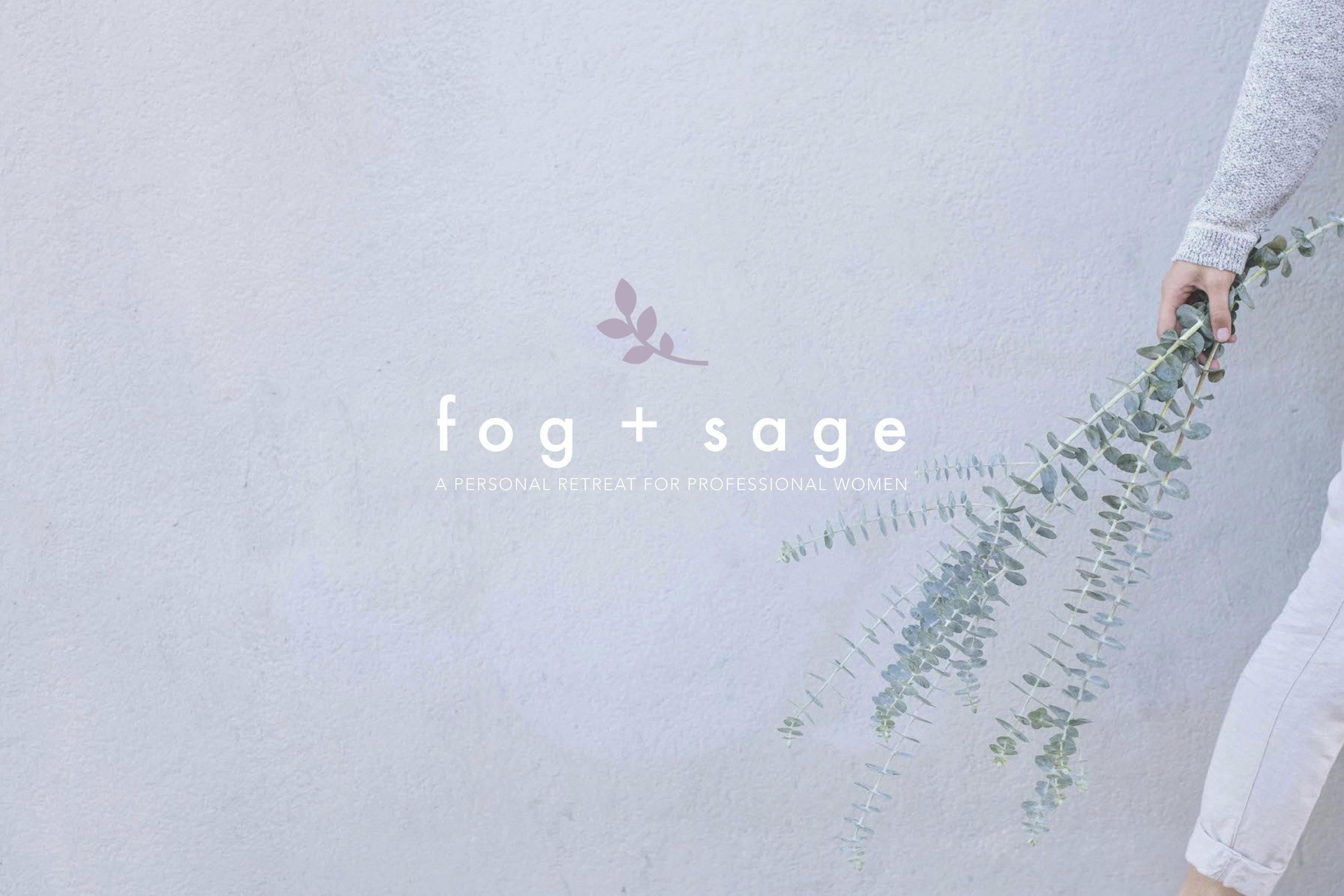 Fog + Sage - VISUAL BRANDING