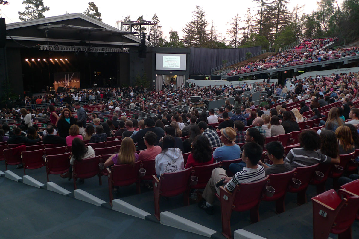 Established California | Adventures | The Greek Theatre