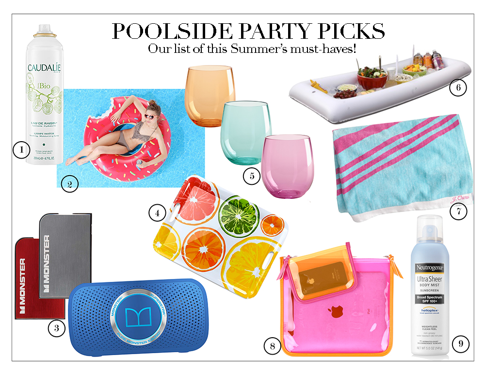 Established California   Party   Poolside Party Picks   Top Picks