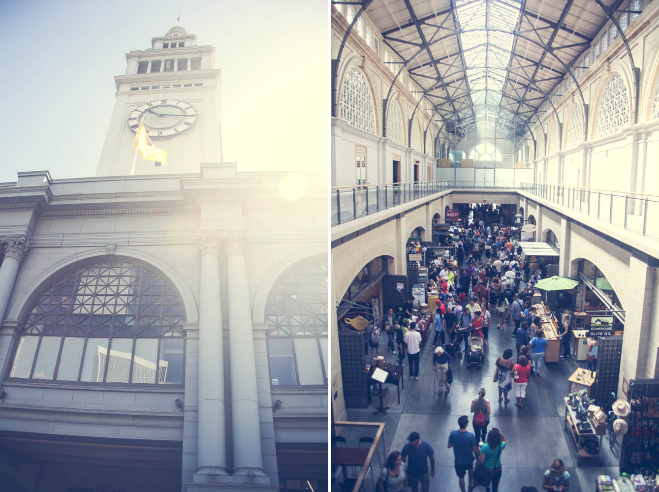 Established California | Adventures | San Francisco Ferry Building