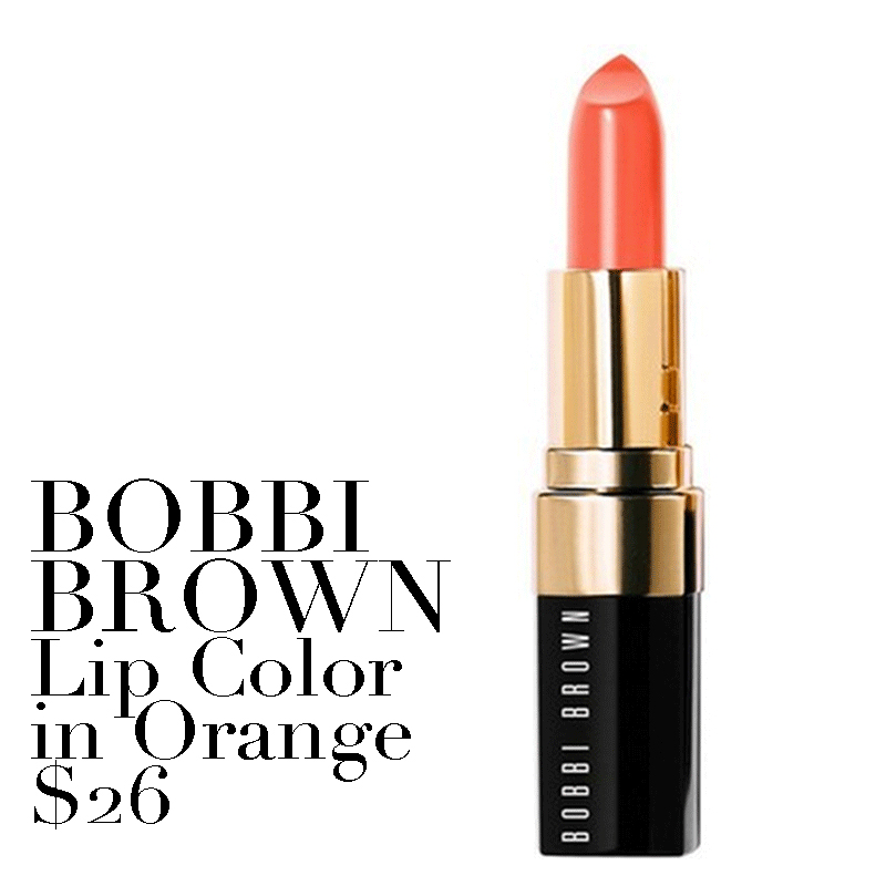 Established California | Beauty | All About Orange | Bobby Brown
