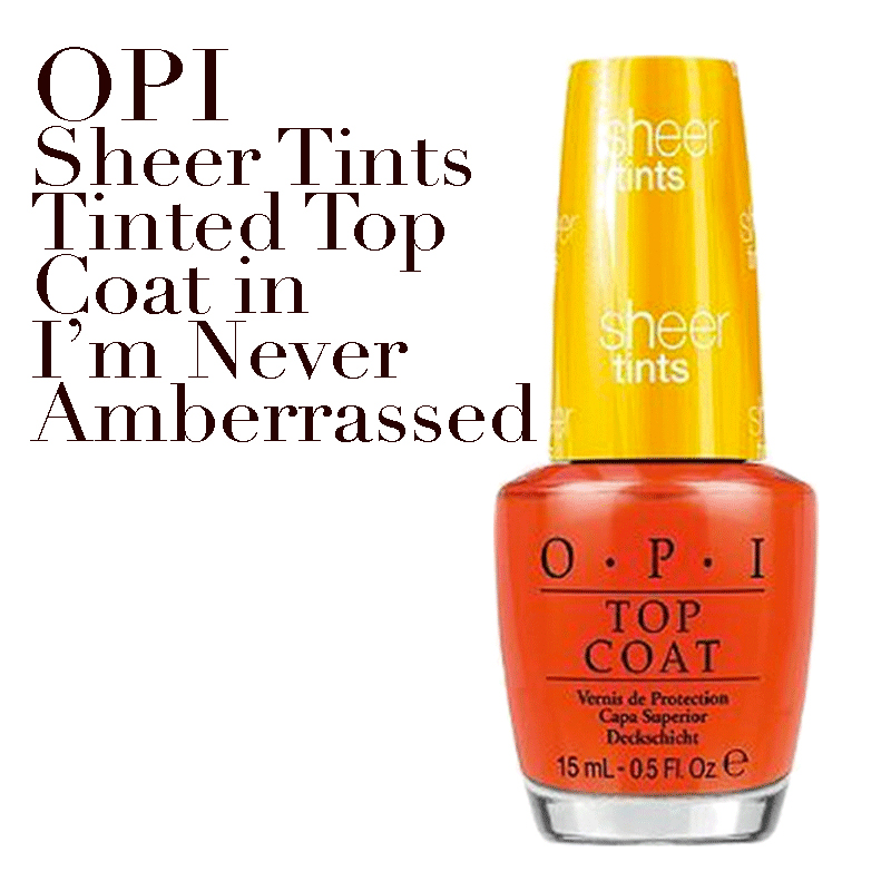 Established California | Beauty | All About Orange | OPI