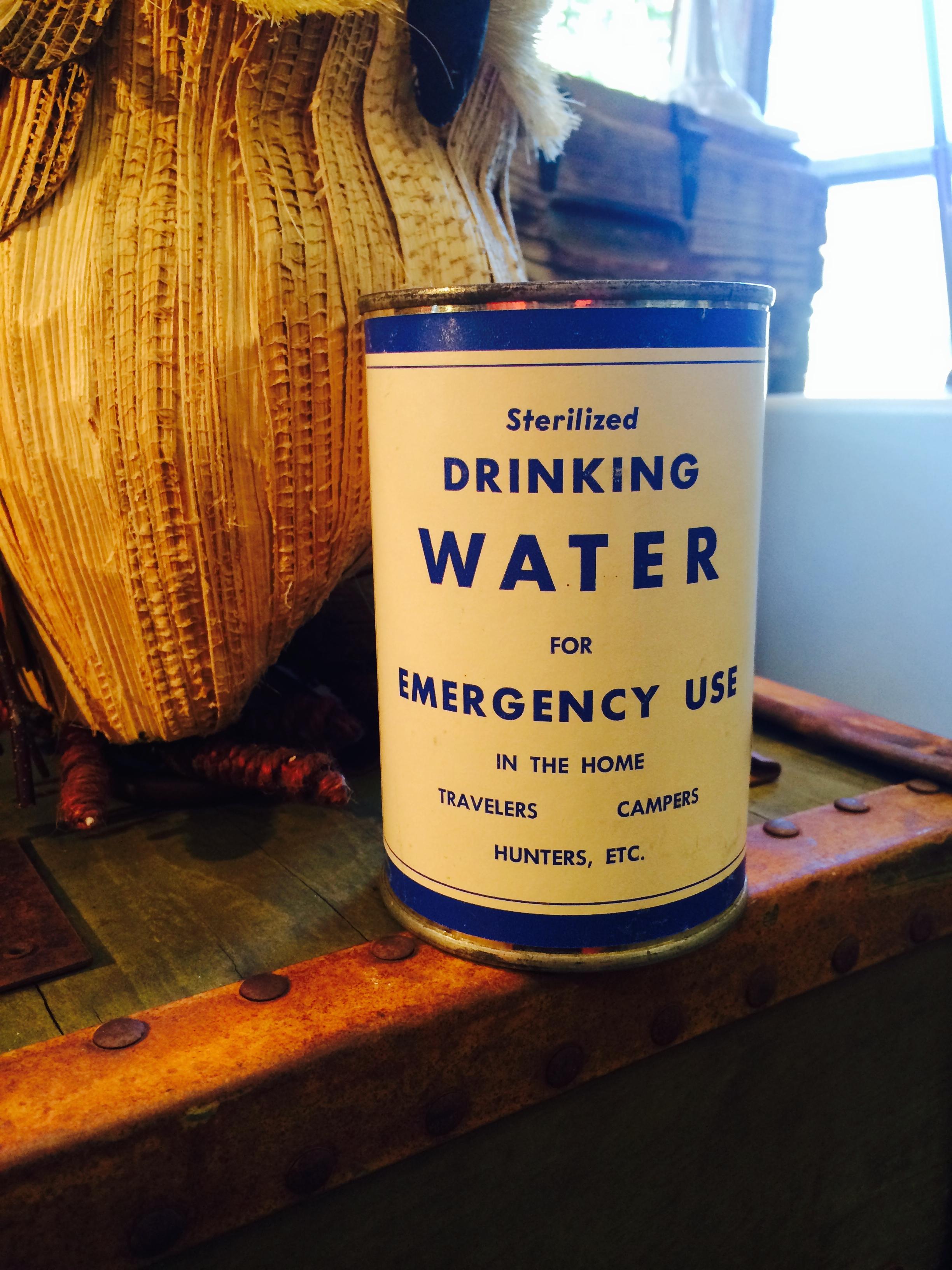 Established California | Habitat | Tini | Drinking Water