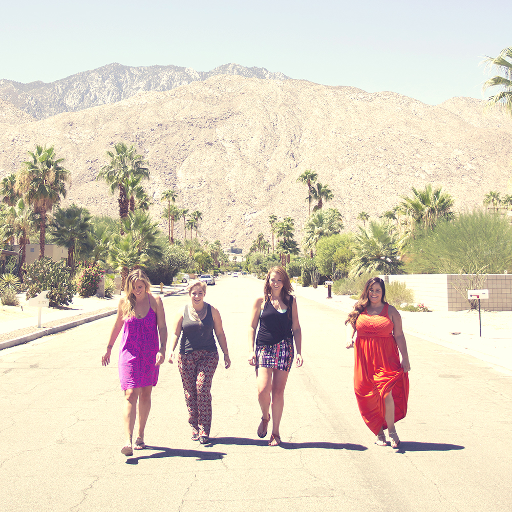 Established California | Adventure | Palm Springs | Laugh with the Sky