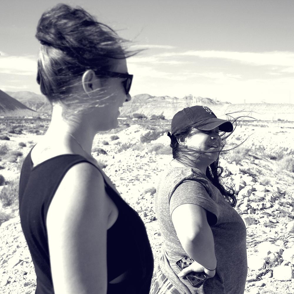 Established California | Adventure | Palm Springs | Feel the Wind