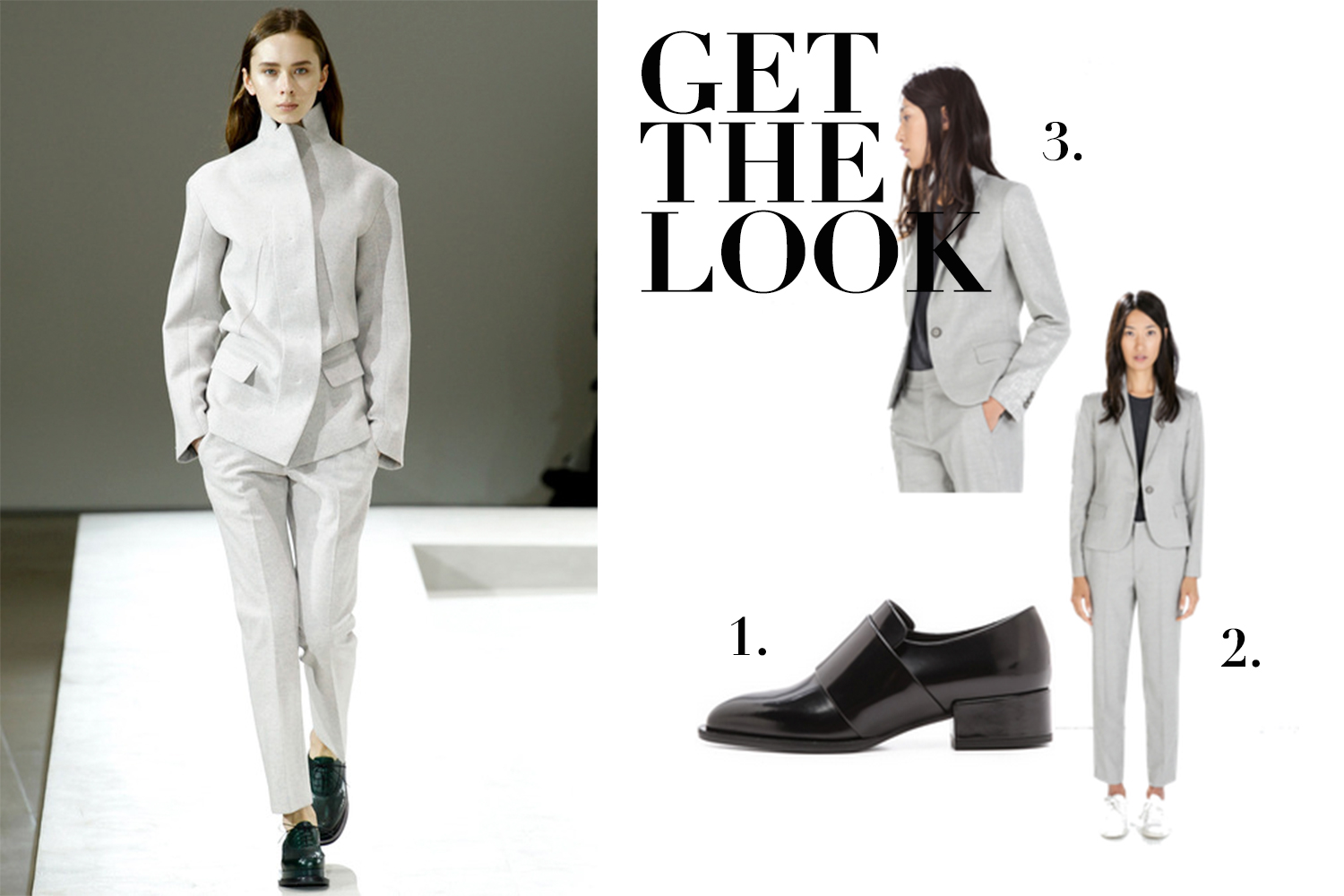 Established California | Fashion | Modern Minimalism | Jil Sander