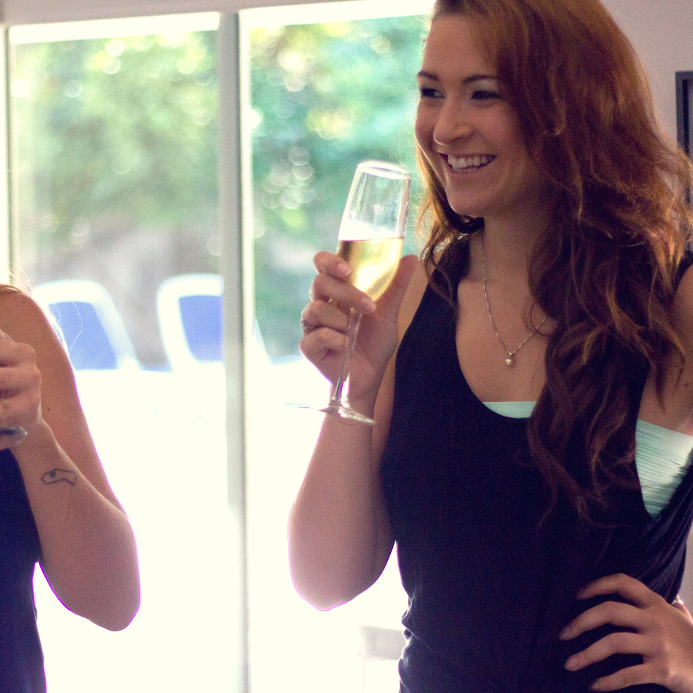 Established California | Adventure | Palm Springs | Champagne Smiles