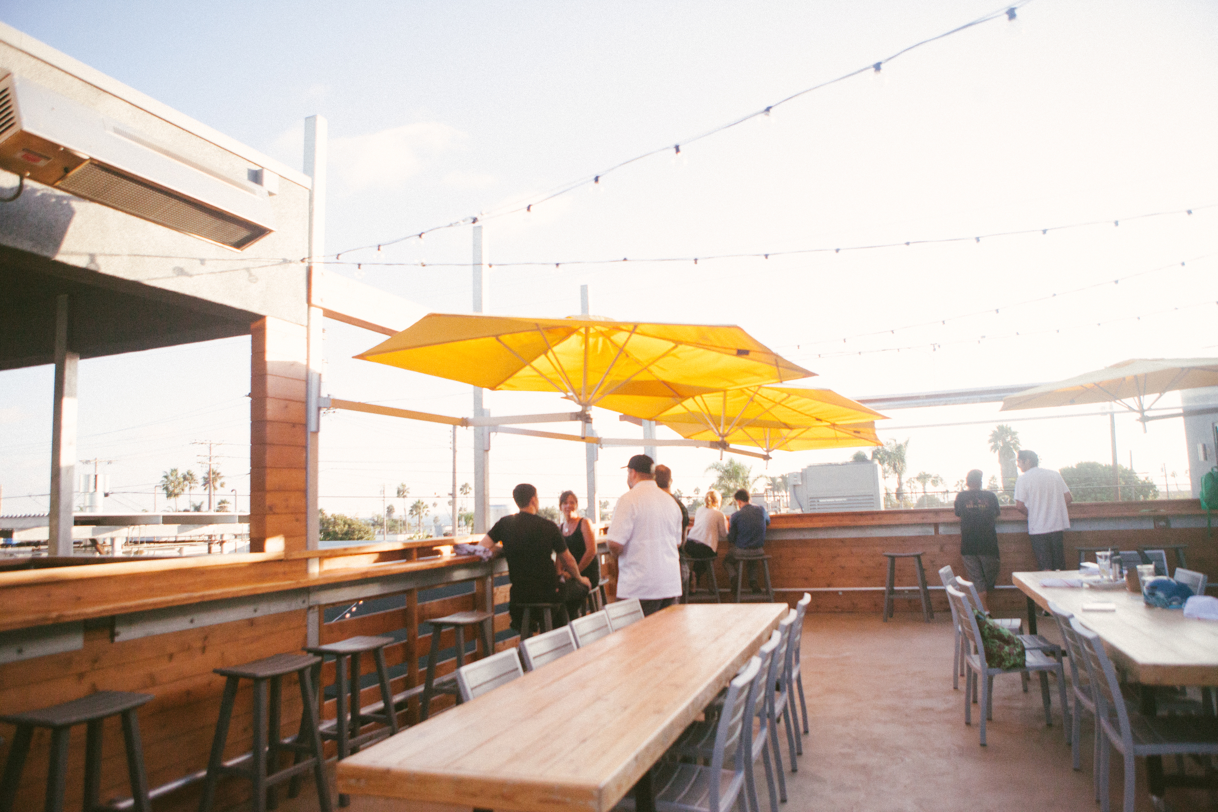 Established California | Grub | Bagby Beer Oceanside | Rooftop Beers