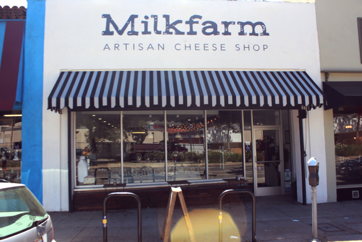 Established California | Grub | Milkfarm LA | Storefront