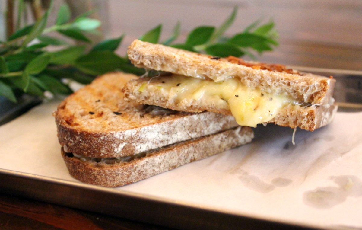 Established California | Grub | Milkfarm LA | Grilled Cheese
