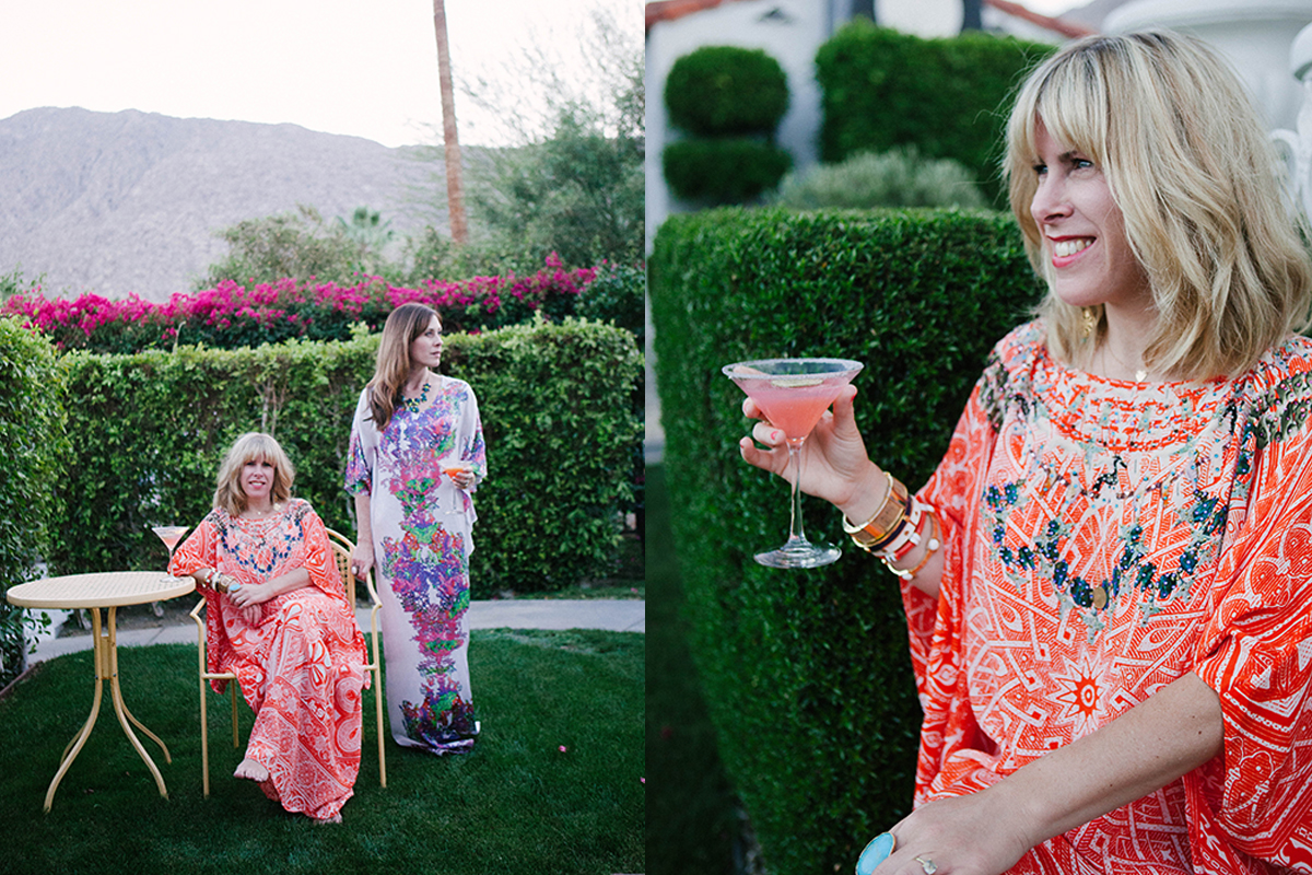Established California | Adventure | Caftan + Cocktails | All Smiles
