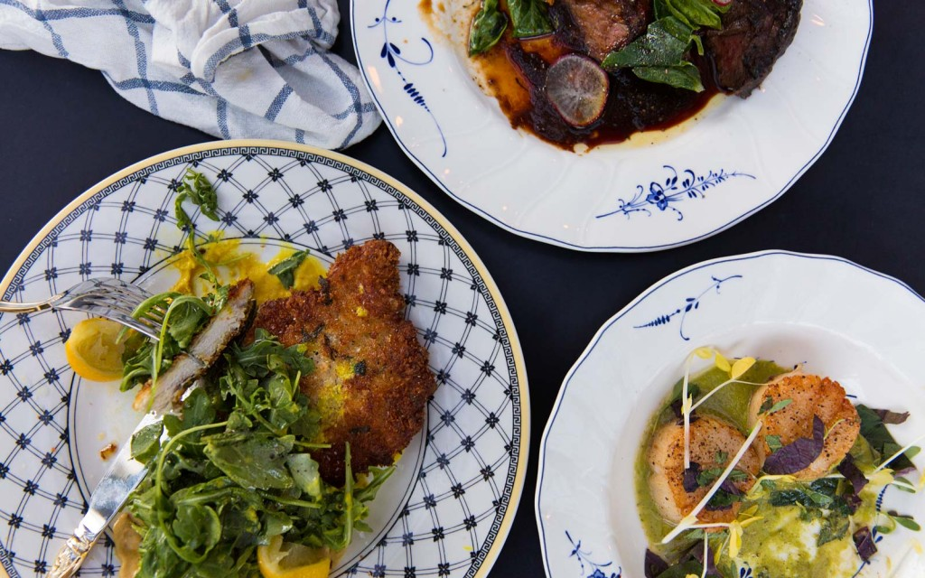 Established California | Grub | The Line Hotel | Bon Appetite
