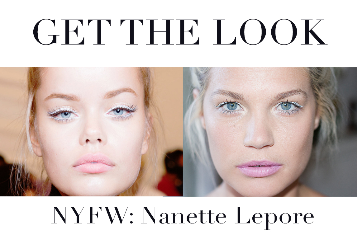 Established California | Beauty | NYFW Get the Look | Nanette Lapore