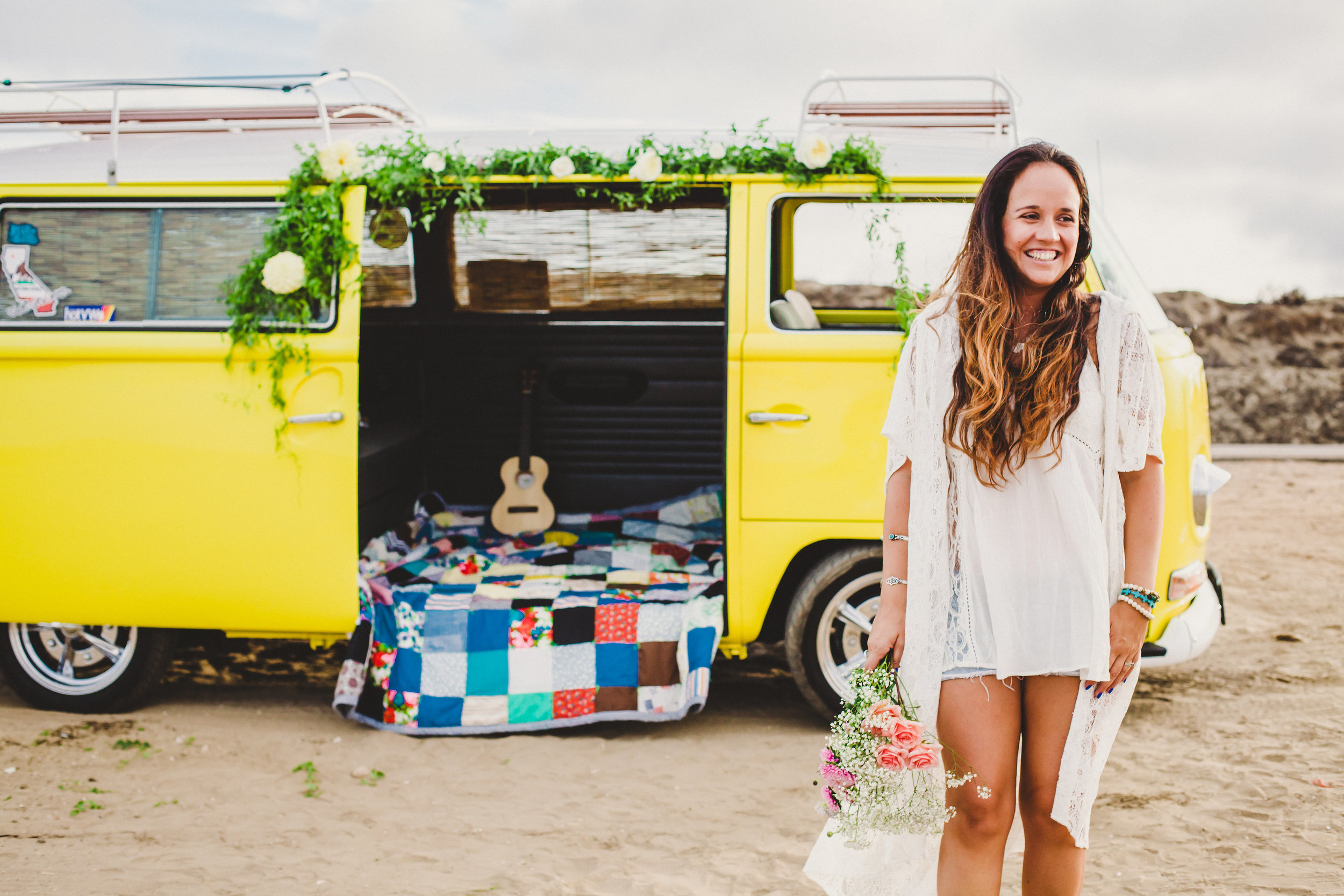 Established California | Adventures | Fiesta Island | Smiles