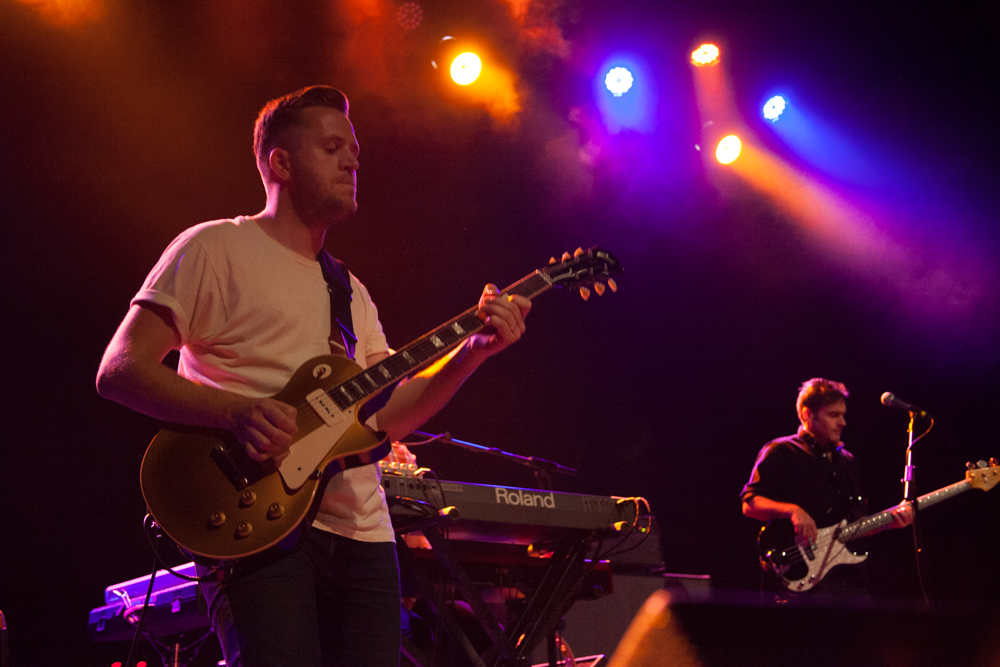 Boy & Bear Fonda Theater Los Angeles Kellon Guitar