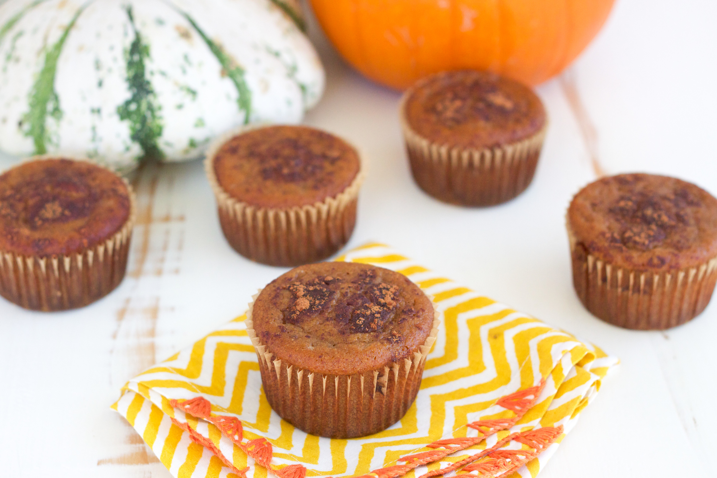 Established California | November Guest | Thanksgiving Treat | Paleo Pumpkin Muffin