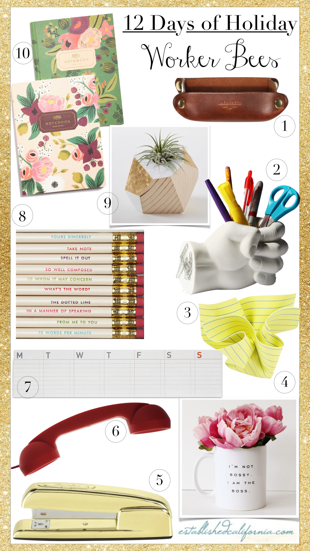 Worker Bees Gift Guide