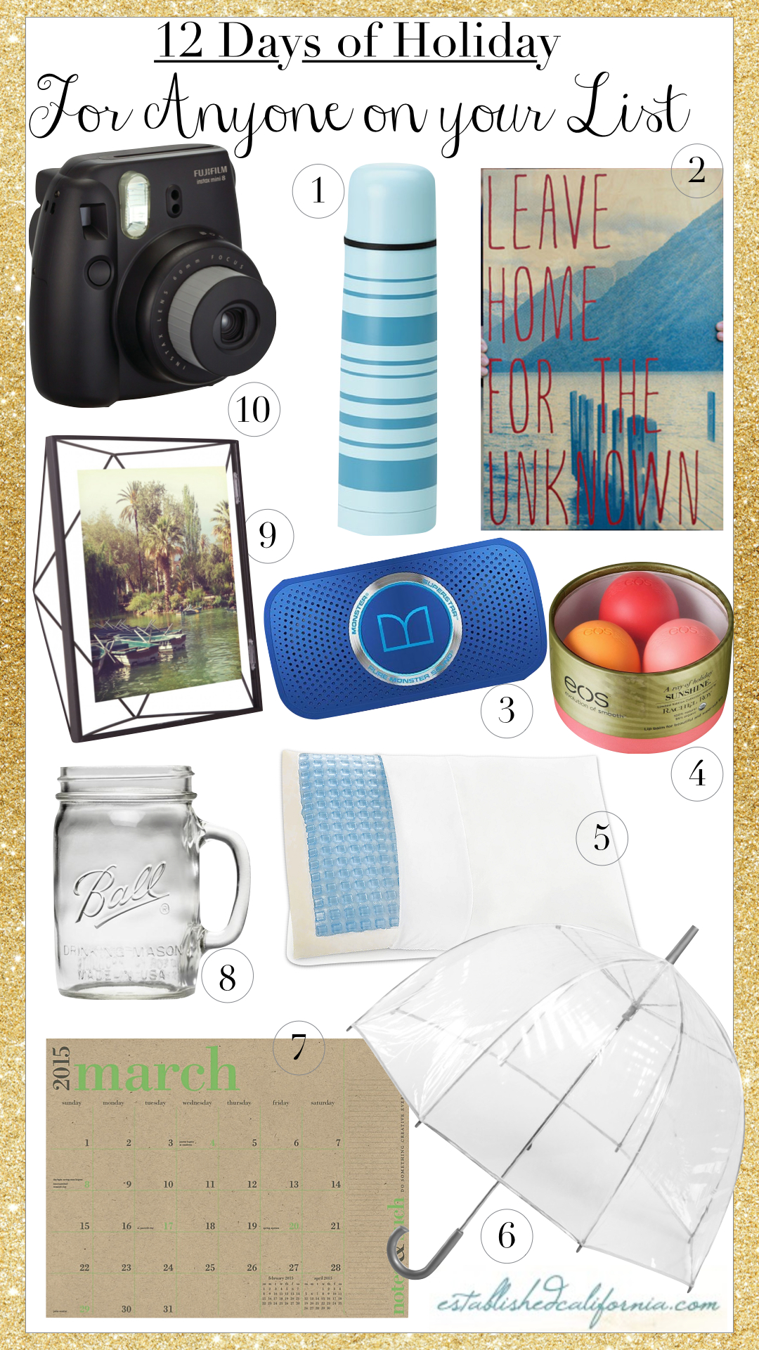 Est Gift Guides For Anyone on your List