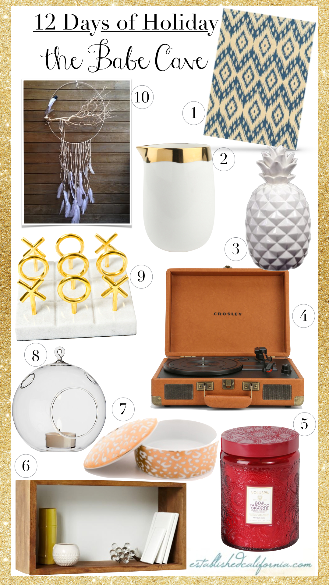 Gift Guide for The Babe Cave