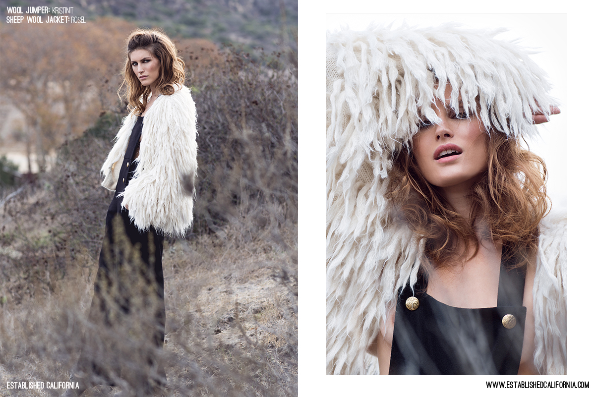 Boomer Canyon Fashion Editorial | Established California | Page 5