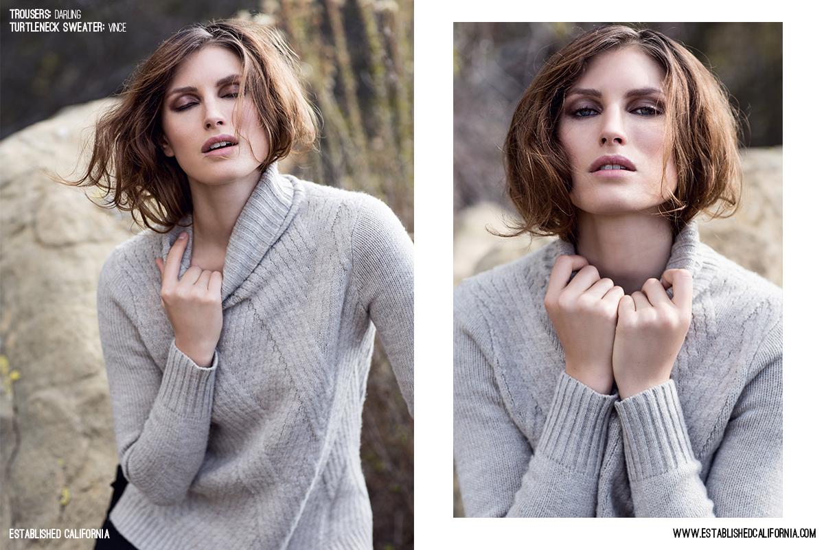 Boomer Canyon Fashion Editorial | Established California | Page 8
