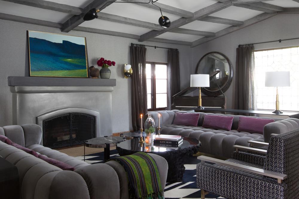 Established California | Est. Spotlight: Designer, Ryan White | Living Room