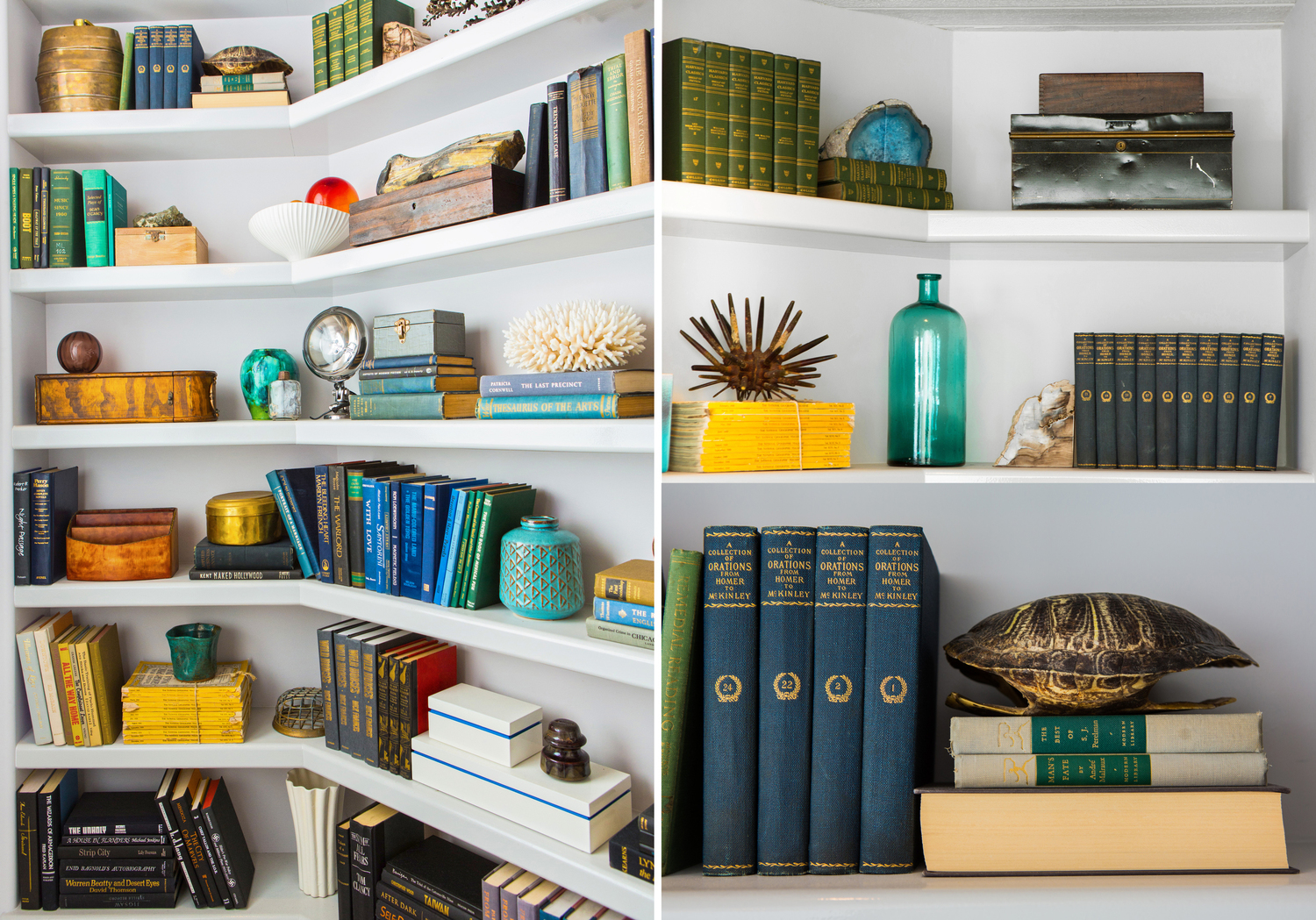 Established California | Est. Spotlight: Designer, Ryan White | Bookshelves