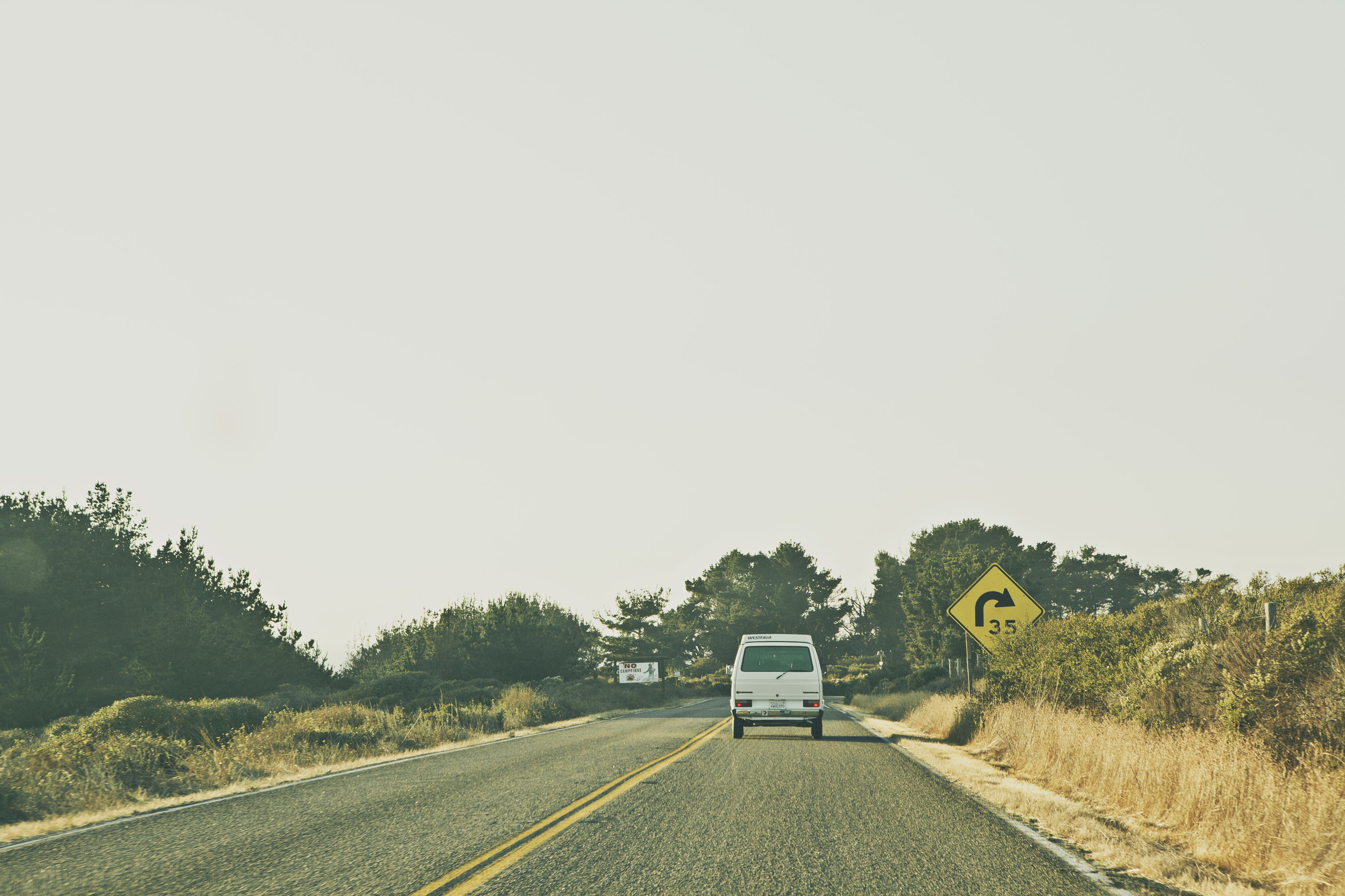 Featured on Established California - An Adventure in Big Sur, California