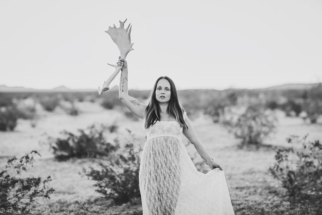 Desert Dancing Fesitval Fashion Adventure featured on Established California