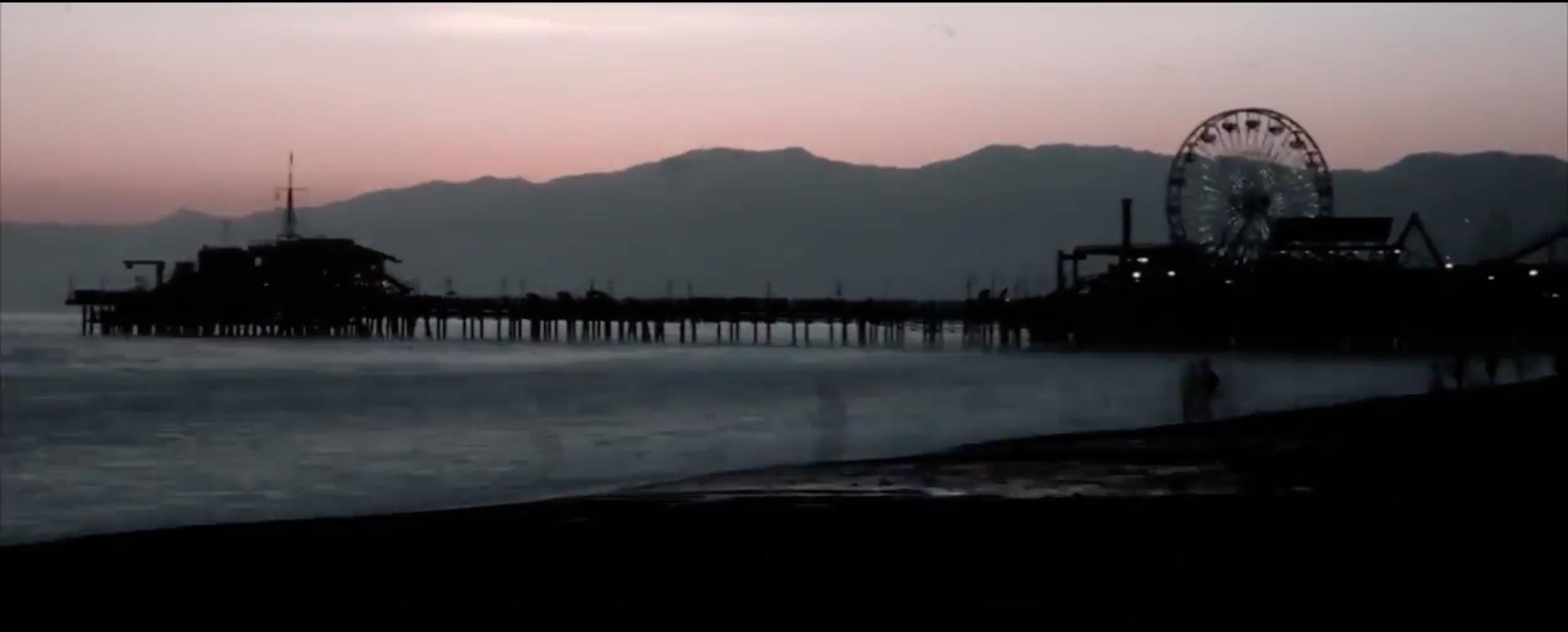 Established California_California Dreaming Santa Monica