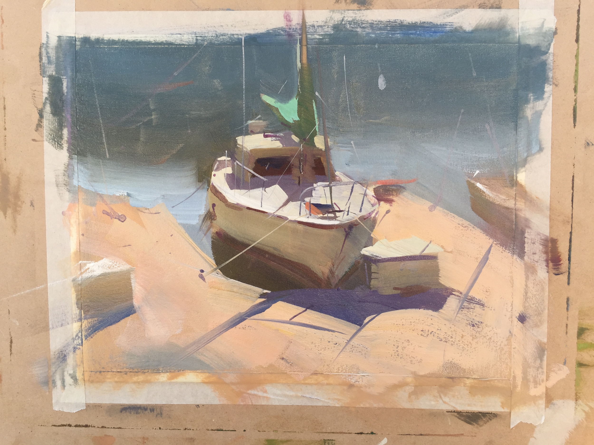 Colley Whisson Demonstration