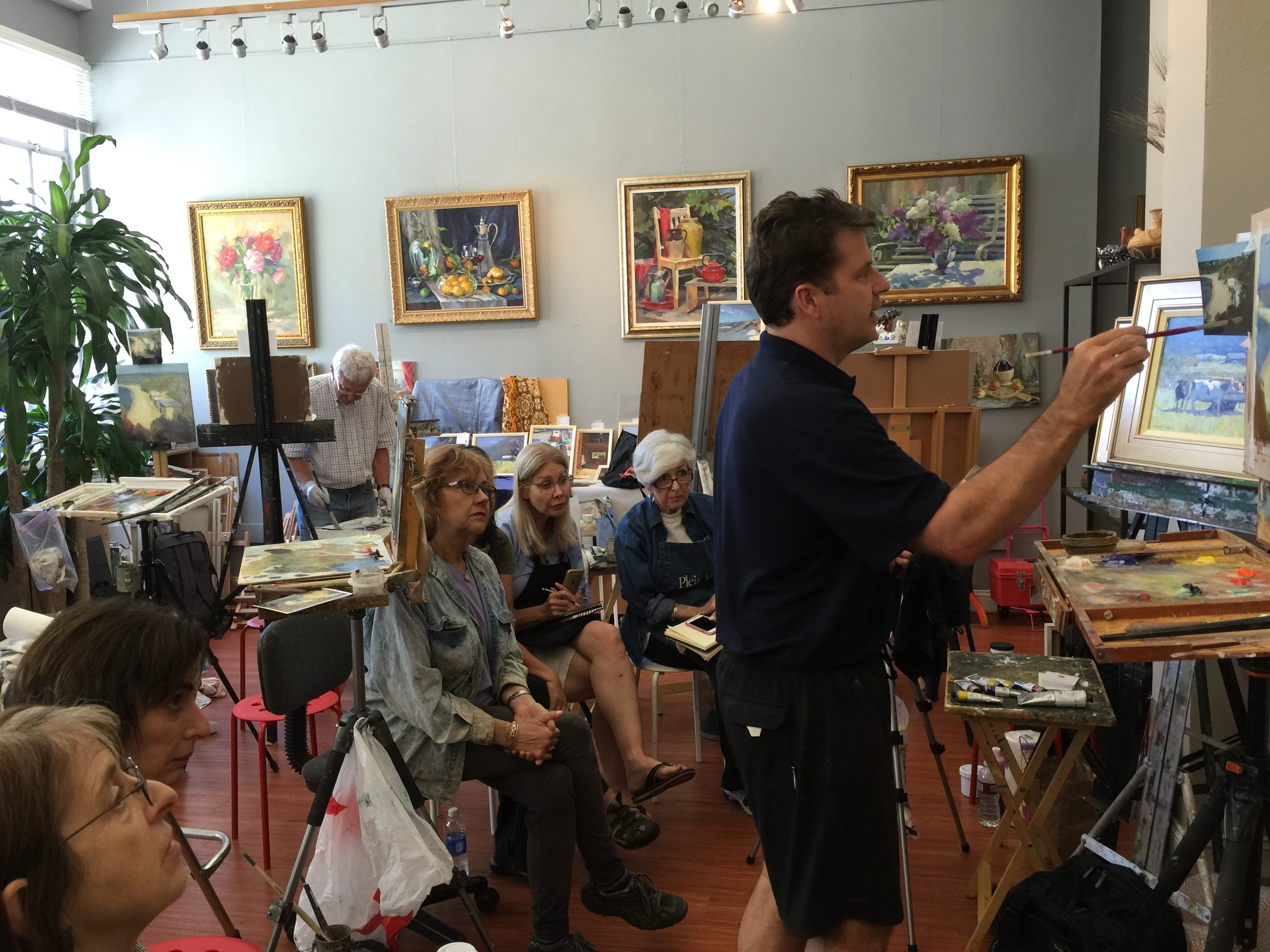 Colley Whisson Workshop
