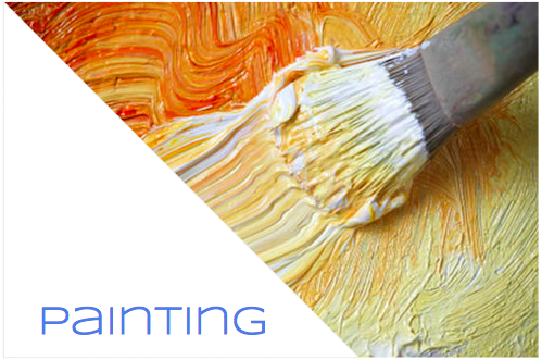 oil, acrylic, & watercolor painting classes