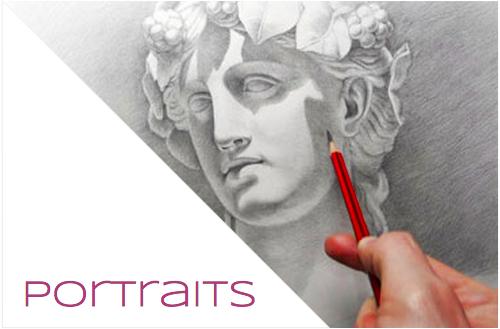 portrait & figure drawing classes