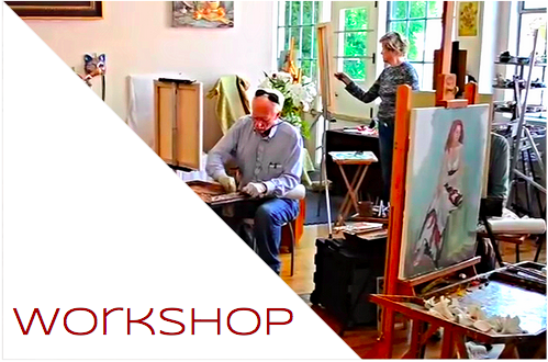 master series art workshops for adults