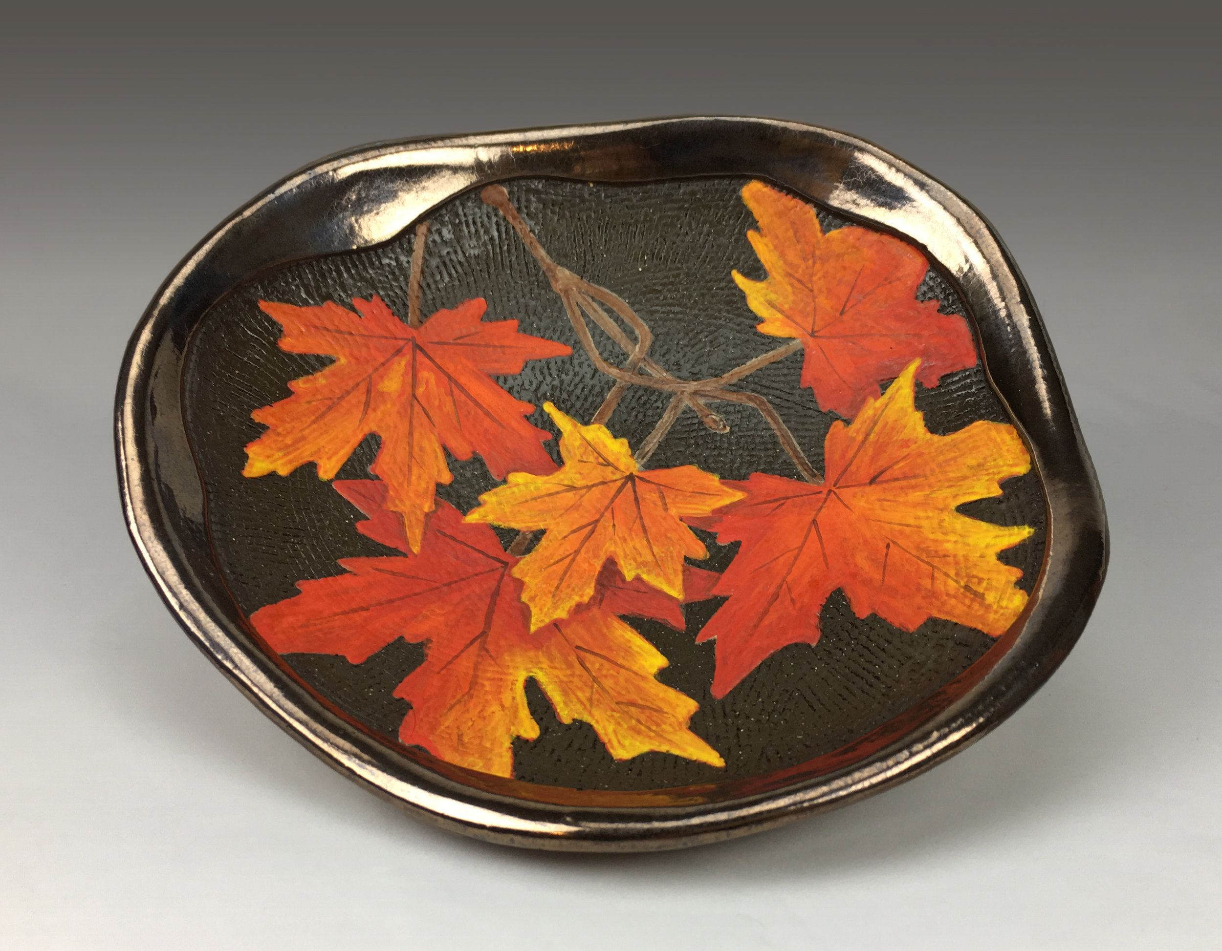 Marina_Smelik_Plate with Maple Branch.jpg