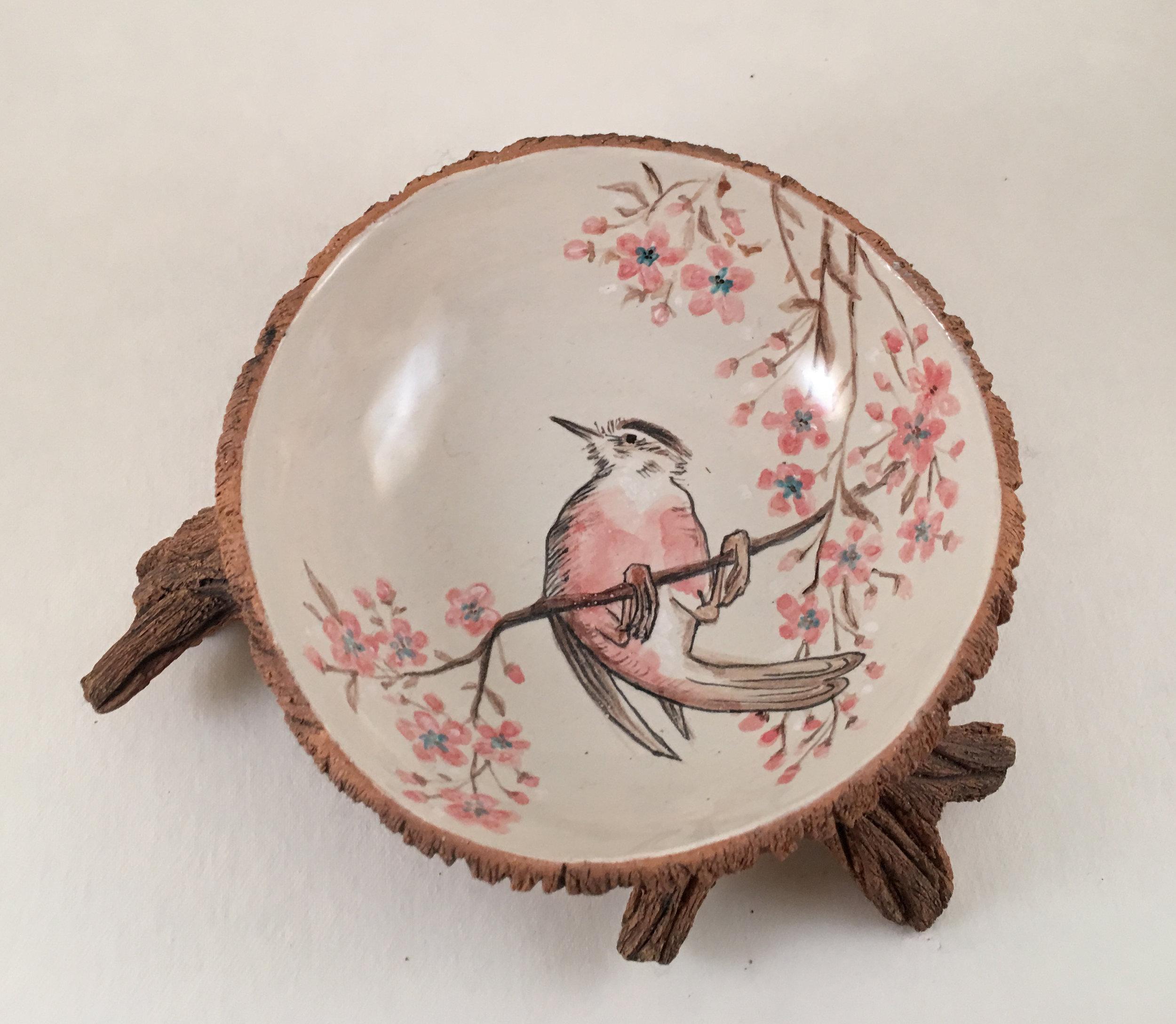 Marina_Smelik_Small plate with a Bird.jpg