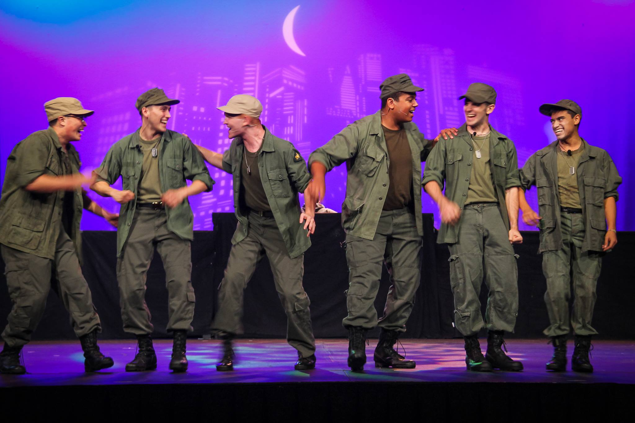 DOGFIGHT (musical)