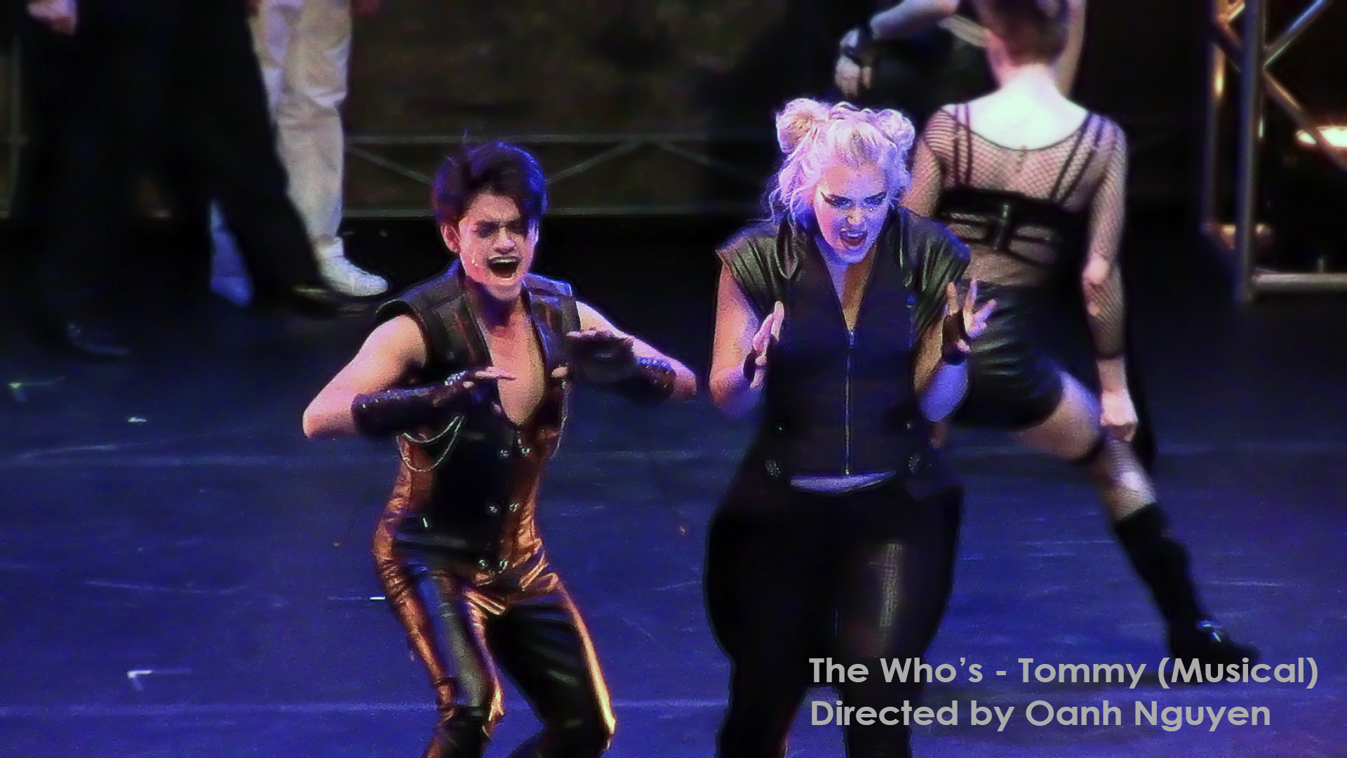 The Who's Tommy (Musical) - Directed by Oanh Nguyen