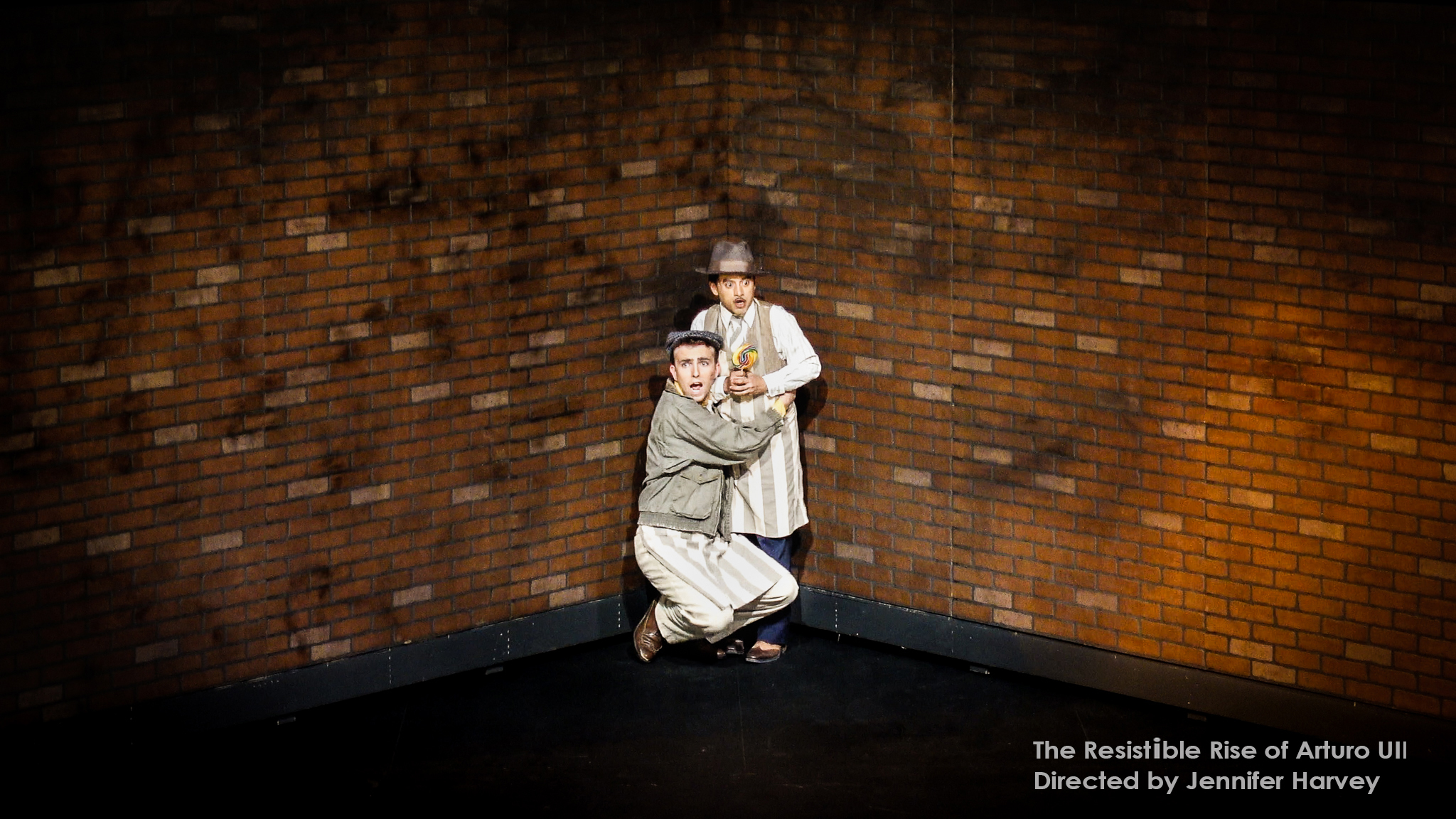 The Resistible Rise of Arturo UI - Directed by Jennifer Harvey