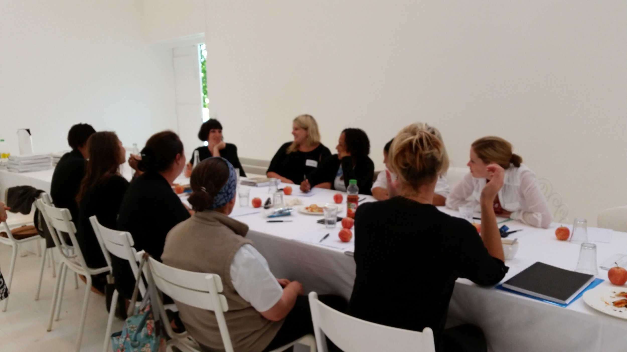 Design and facilitated Action Learning sets with members of the food and beverage team at Babylonstoren (Paarl) which resulted in significant shifts in the team relatedness and productivity.