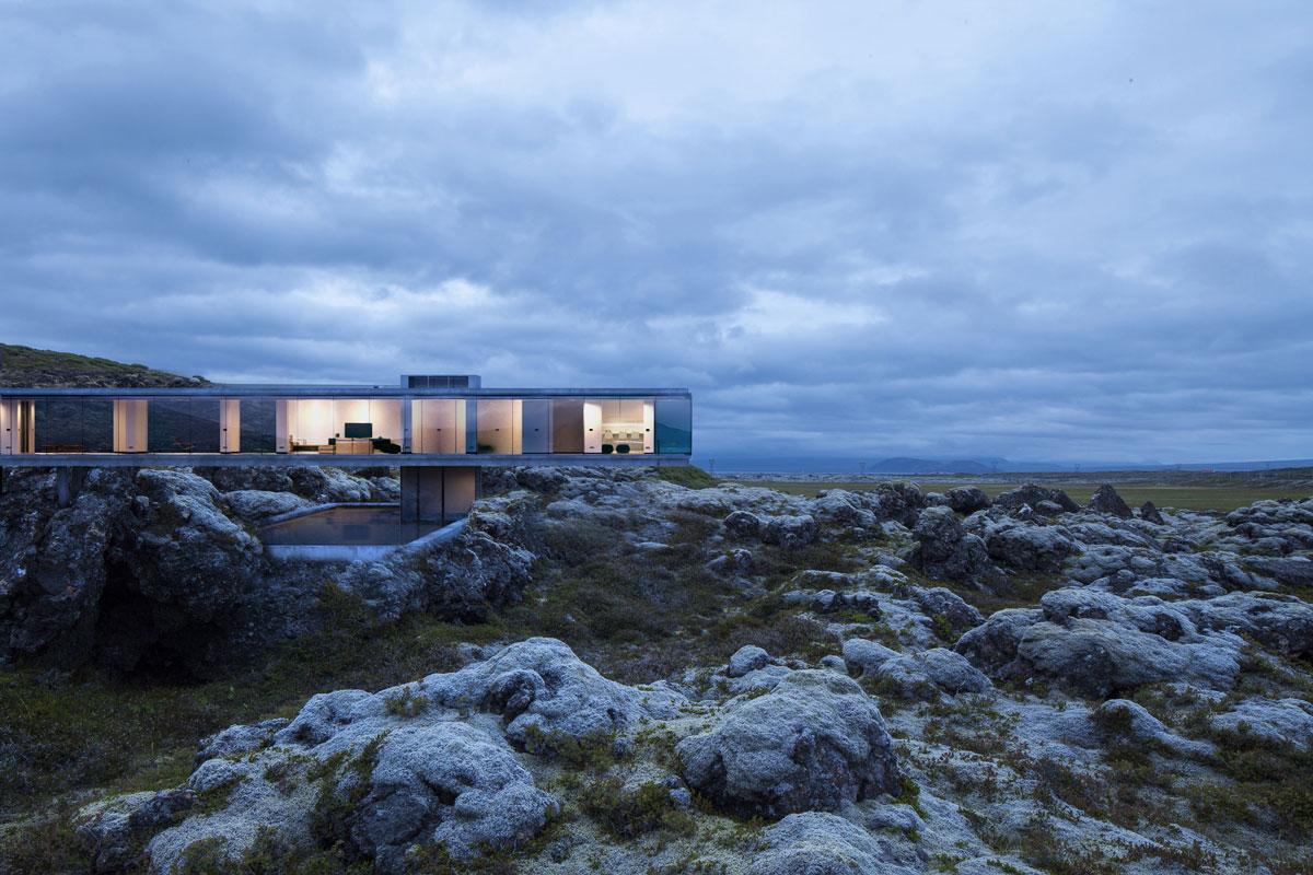 Paul de ruiter Architects 3D rendering Dramatic