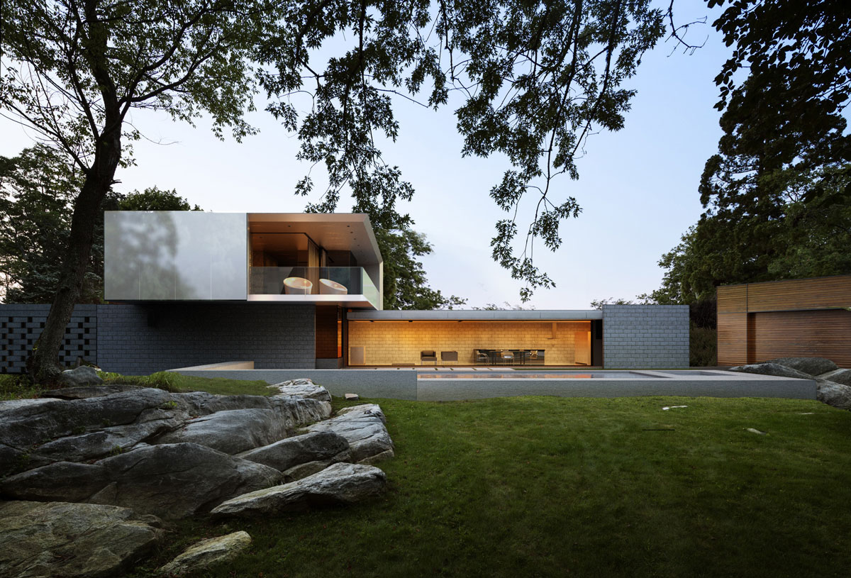 STAAB Residence evening 3D