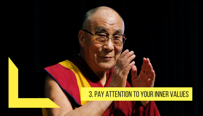 pay attention inner value